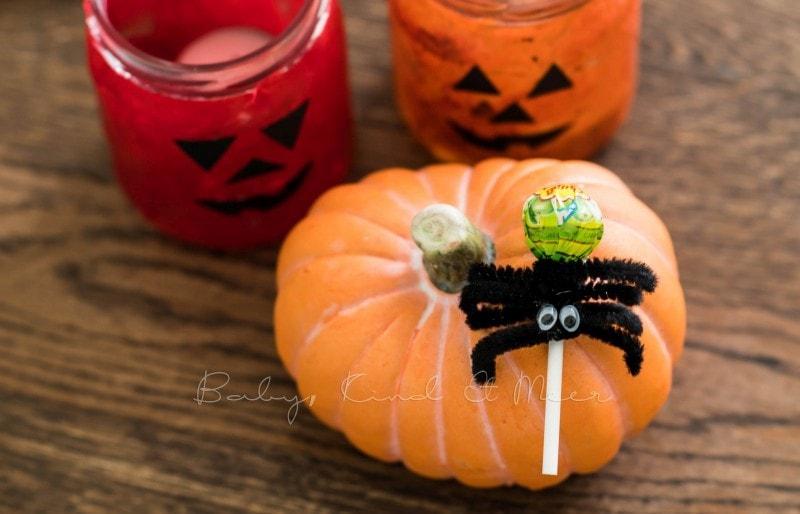 Basteln Halloween DIY 11