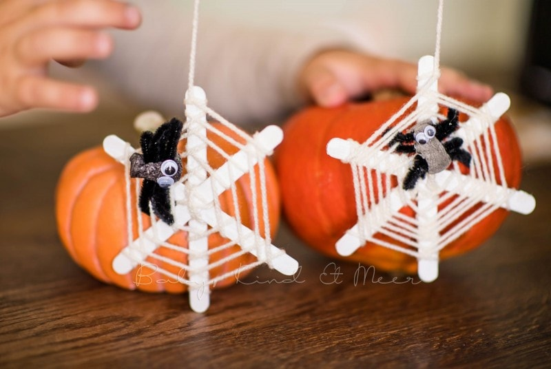 Basteln Halloween DIY 8