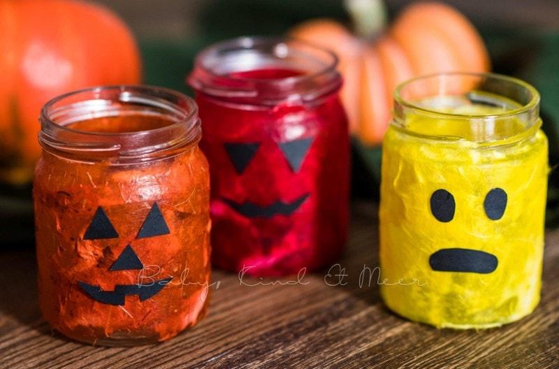 Basteln Halloween DIY 9