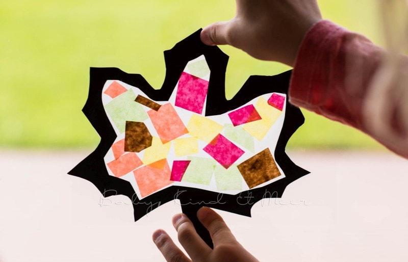 Basteln Mit Kindern Ideen Für Den Herbst