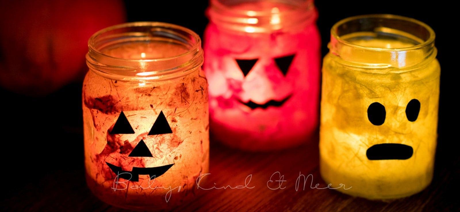 Halloween Basteln Einfach.Einfache Bastelideen Fur Halloween Diy Baby Kind Und Meer