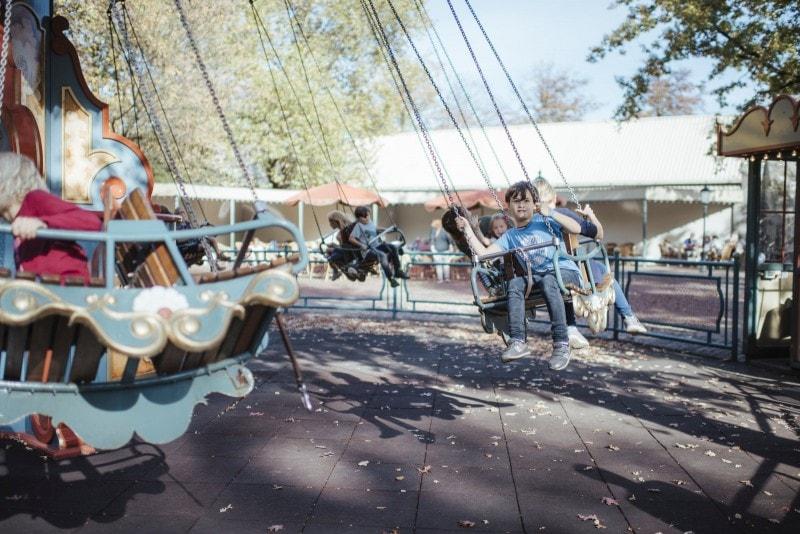 Efteling Freizeitpark im Herbst 16