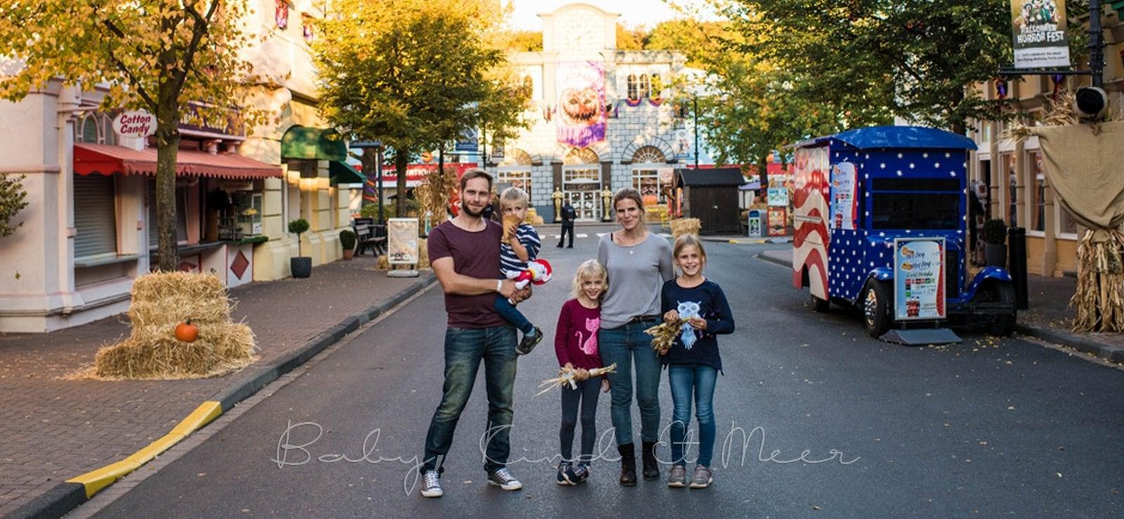 Familienausflug Moviepark Bottrop