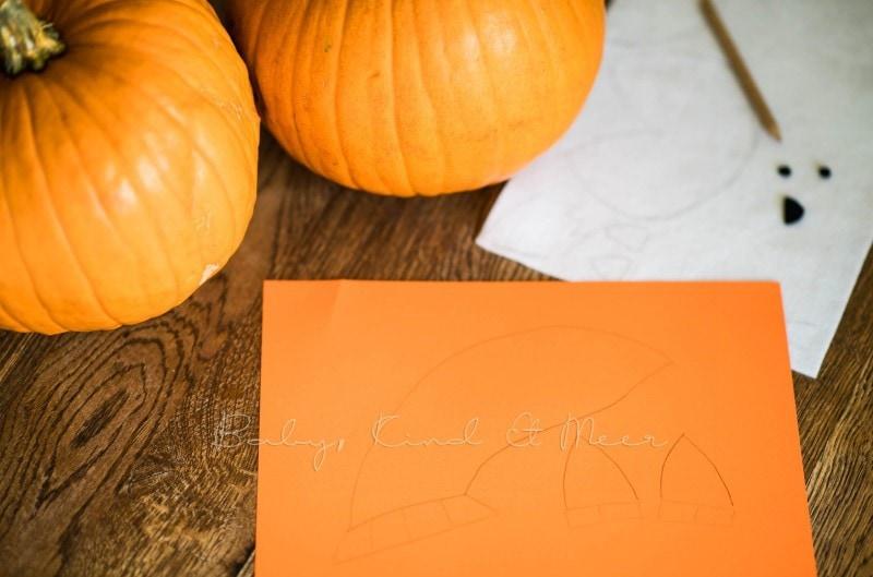 Halloween Kuerbisse schnitzen 1