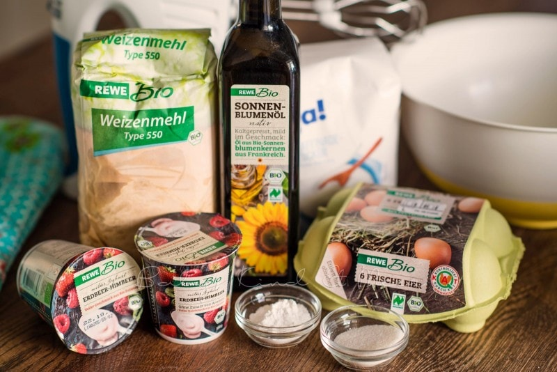Joghurt Kuchen Rezept Rewe Bio 3