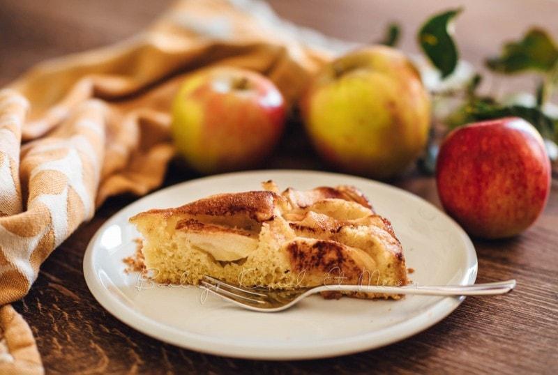 Versunkener Apfelkuchen Rezept 5