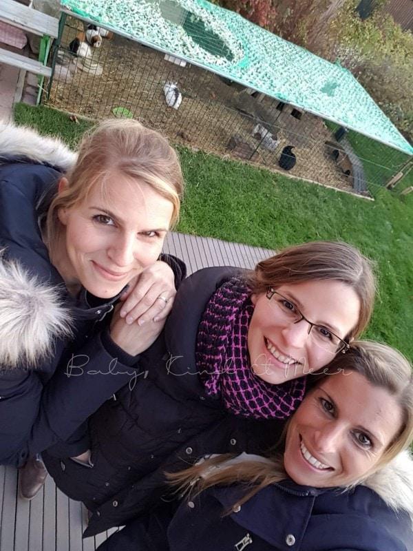 meine Schwestern und ich