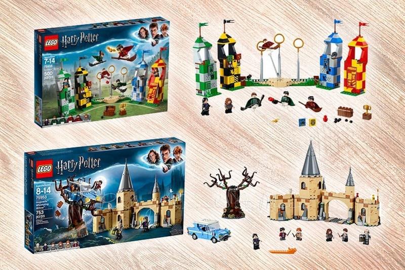 Geschenkideen zu Weihnachten Harry Potter Lego