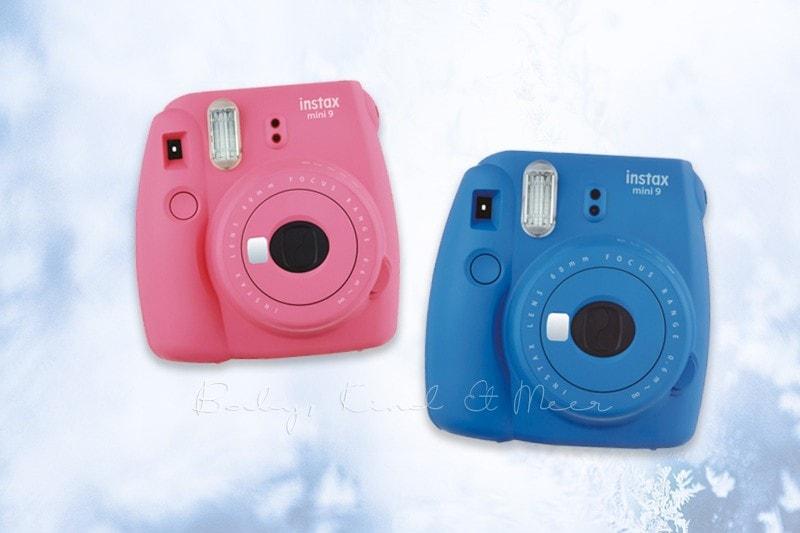 Geschenkideen zu Weihnachten INSTAX Kamera