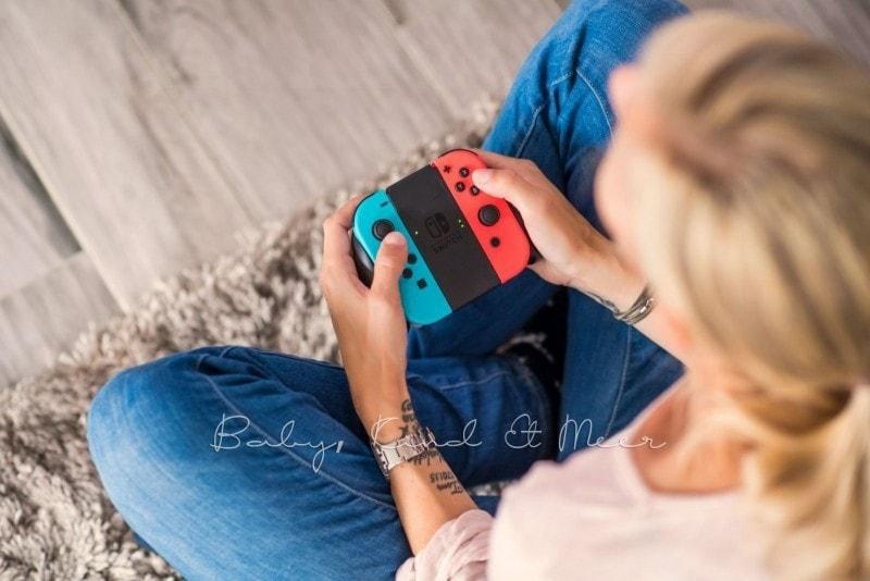 Geschenkideen zu Weihnachten Nintendo Switch 1
