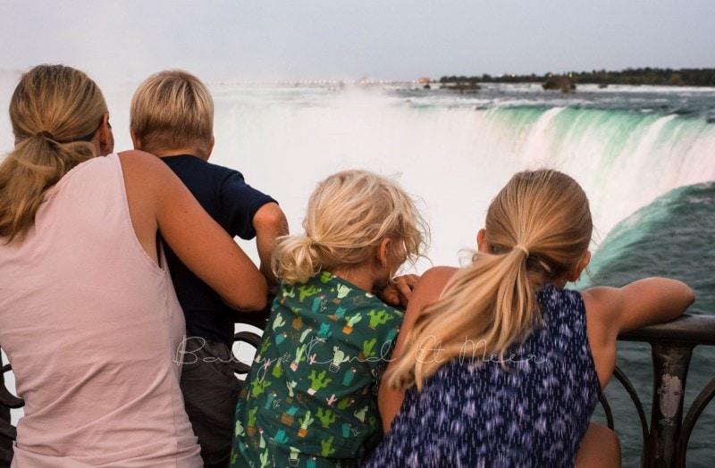 Niagarafälle mit Kindern 24