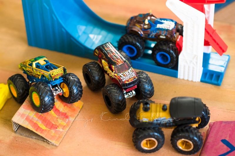 Hot Wheels Monster Trucks 3