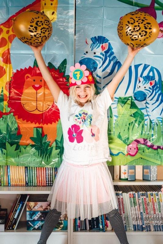 Kindergeburtstag Dschungelparty 9