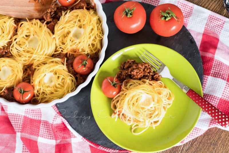 Spaghetti Nester Rezept 10
