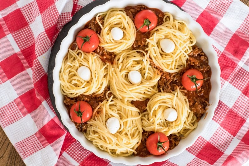 Spaghetti Nester Rezept 7