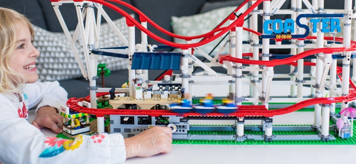 Achterbahn LEGO