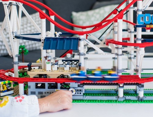 DIE LEGO CREATOR ACHTERBAHN