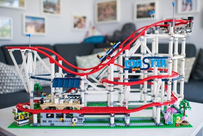 LEGO Creator Achterbahn 1