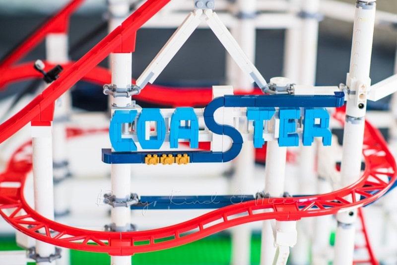 LEGO Creator Achterbahn 10