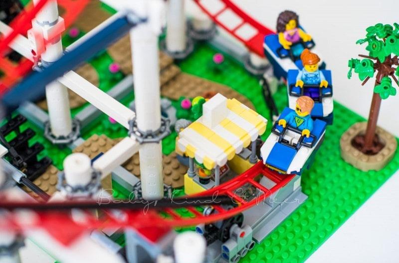 LEGO Creator Achterbahn 11