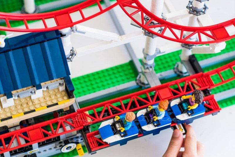 LEGO Creator Achterbahn 14