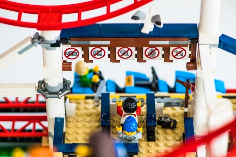 LEGO Creator Achterbahn 20