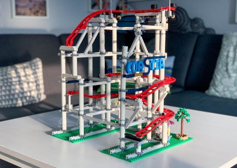 LEGO Creator Achterbahn 28
