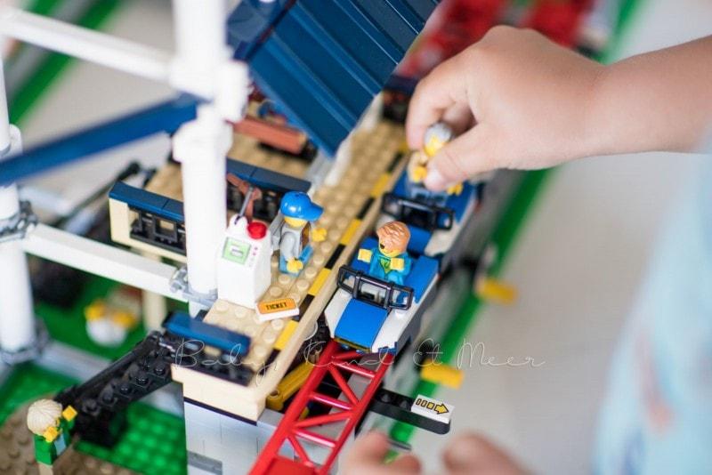 LEGO Creator Achterbahn 4