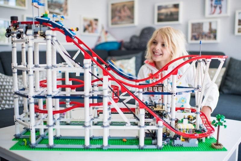 LEGO Creator Achterbahn 5