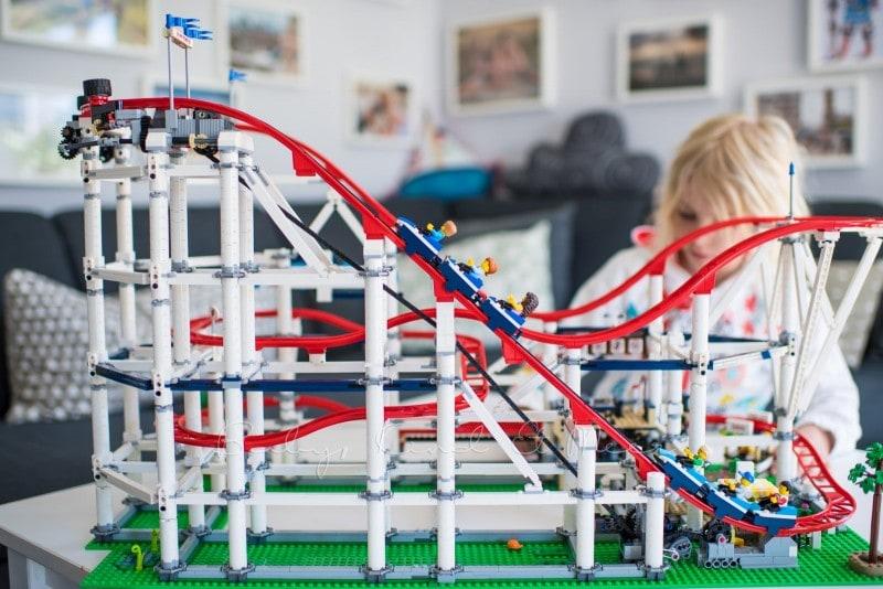 LEGO Creator Achterbahn 6