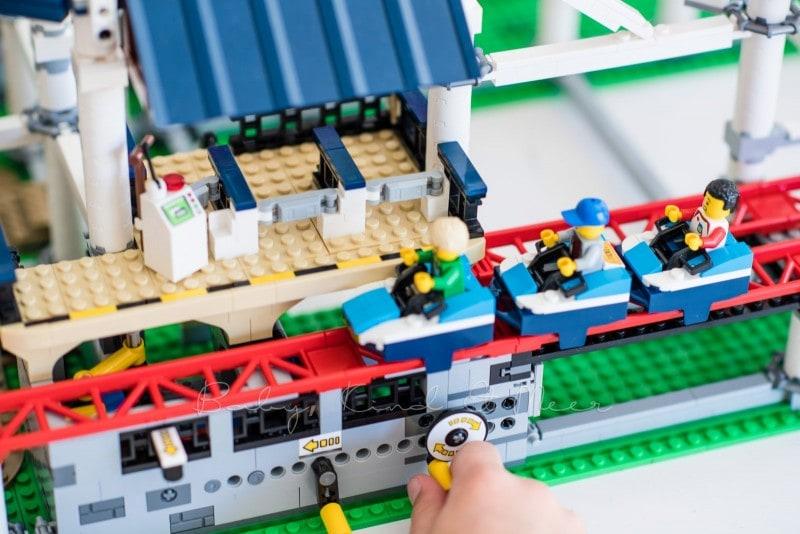 LEGO Creator Achterbahn 8