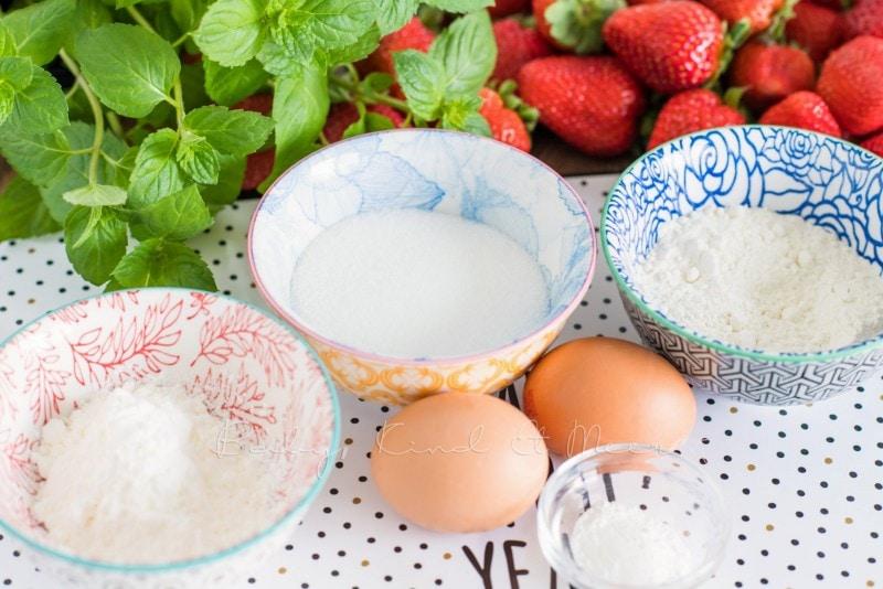 Erdbeer Tiramisu Torte Rezept 1