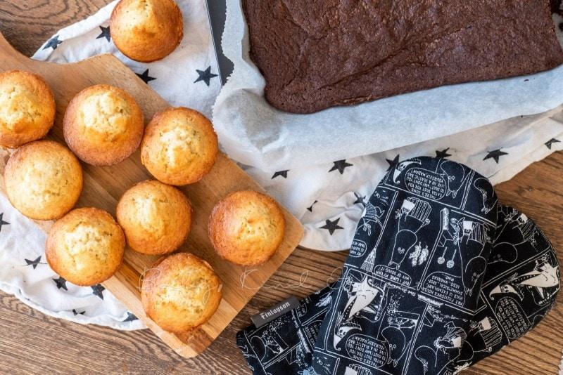 Cheeseburger Muffins mit Kekspommes 19