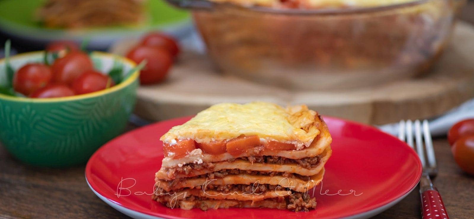 Pfannkuchen Lasagne