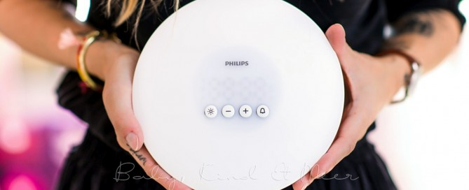 Philips Wake up Light fuer Kinder