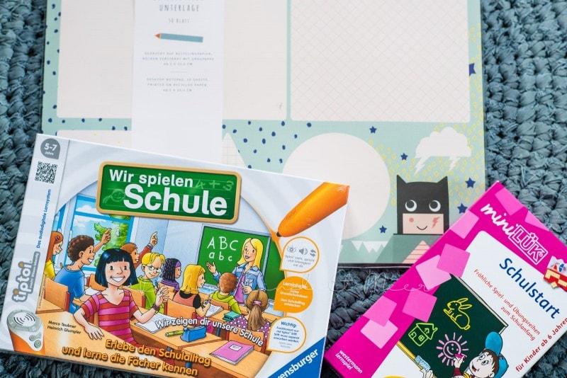 Schulstart Einschulung Schultuete Geschenkideen 7