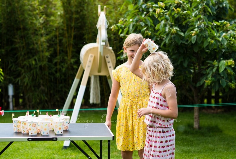 Sommerparty Spiele 3