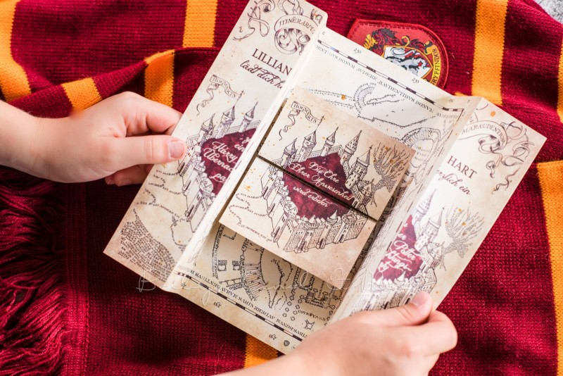 Harry Potter Party Kindergeburtstag 15