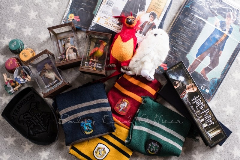 Harry Potter Party Kindergeburtstag 37
