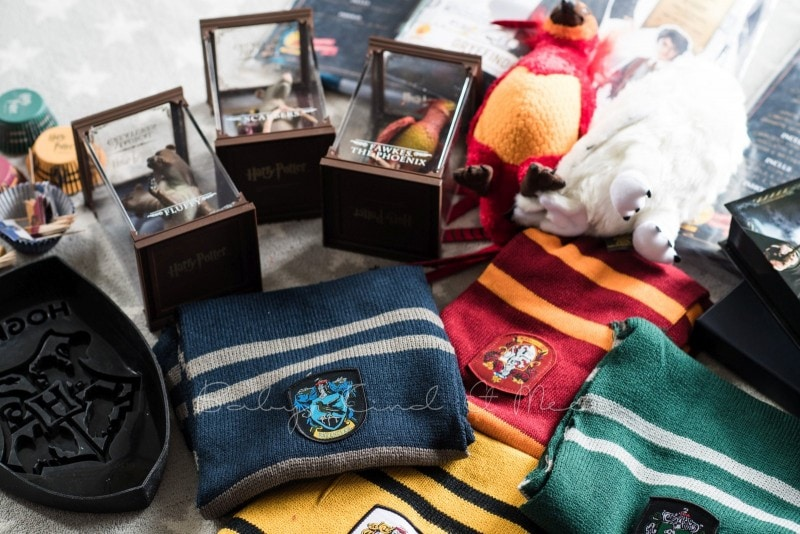 Harry Potter Party Kindergeburtstag 38