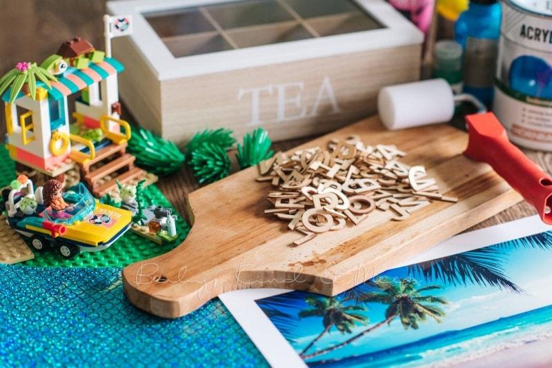 LEGO DIY Koffer 7