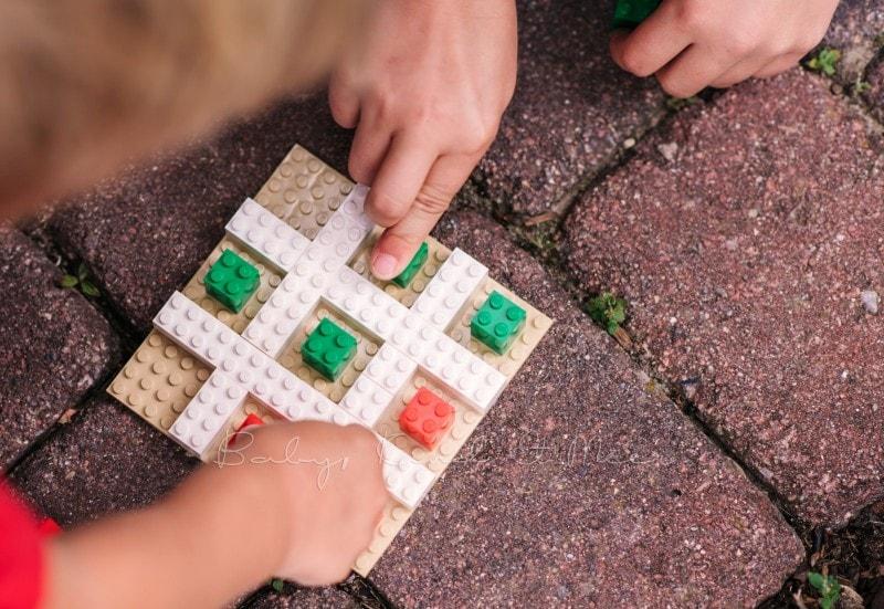 LEGO DIY Spiele 1