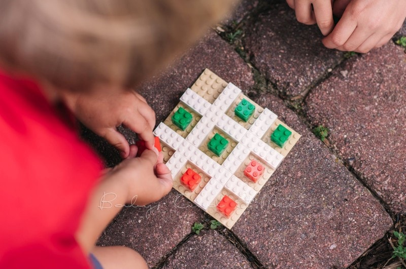 LEGO DIY Spiele 2