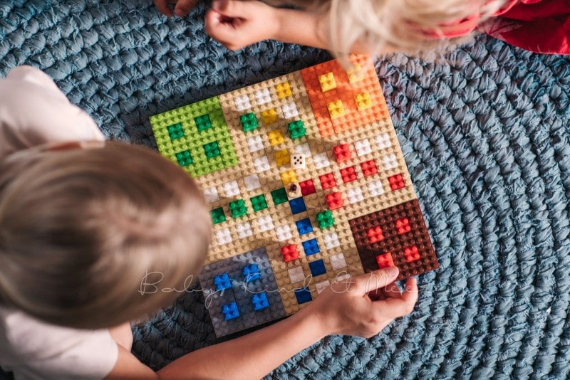 LEGO DIY Spiele 3