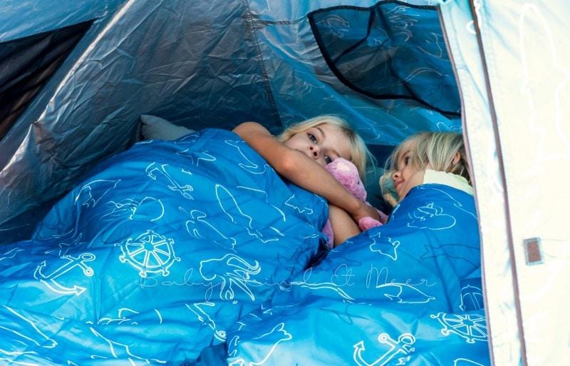 Baby Kind und Meer Schlafsack outdoorer Dream Sailor 13