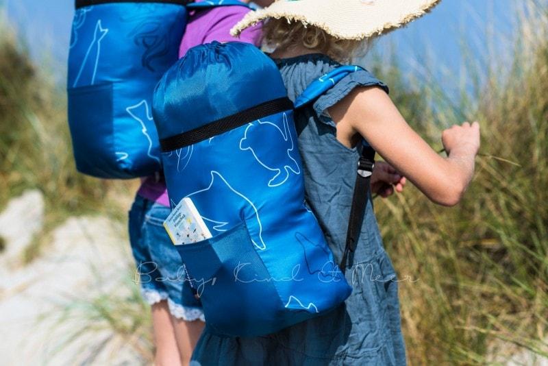 Baby Kind und Meer Schlafsack outdoorer Dream Sailor 20