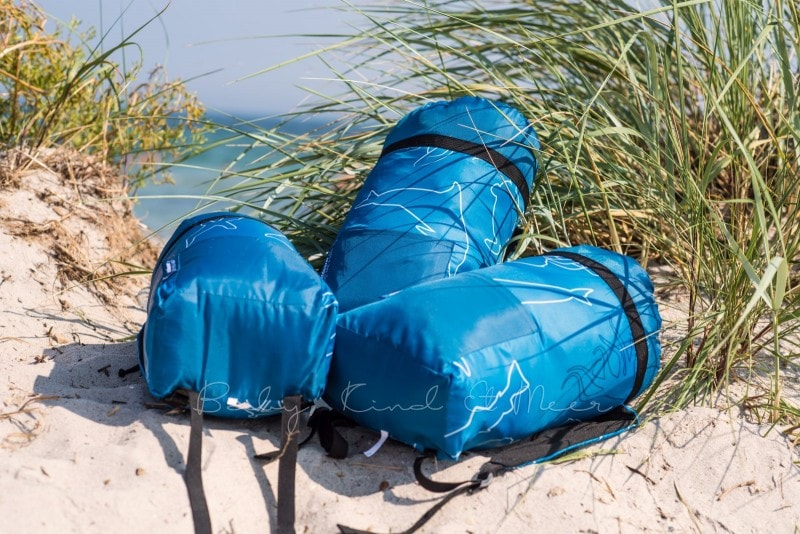 Baby Kind und Meer Schlafsack outdoorer Dream Sailor 22
