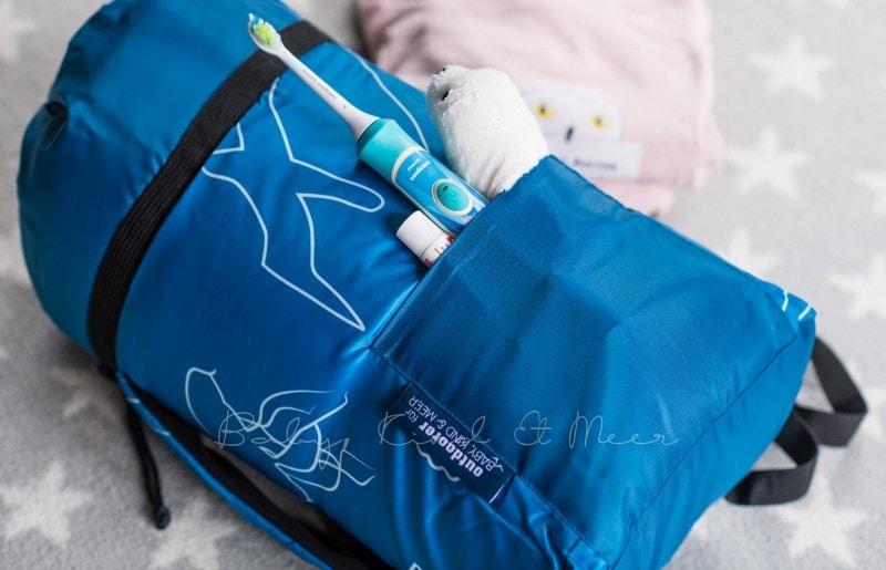 Baby Kind und Meer Schlafsack outdoorer Dream Sailor 24
