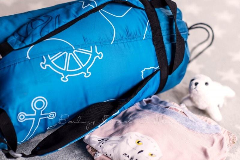 Baby Kind und Meer Schlafsack outdoorer Dream Sailor 25