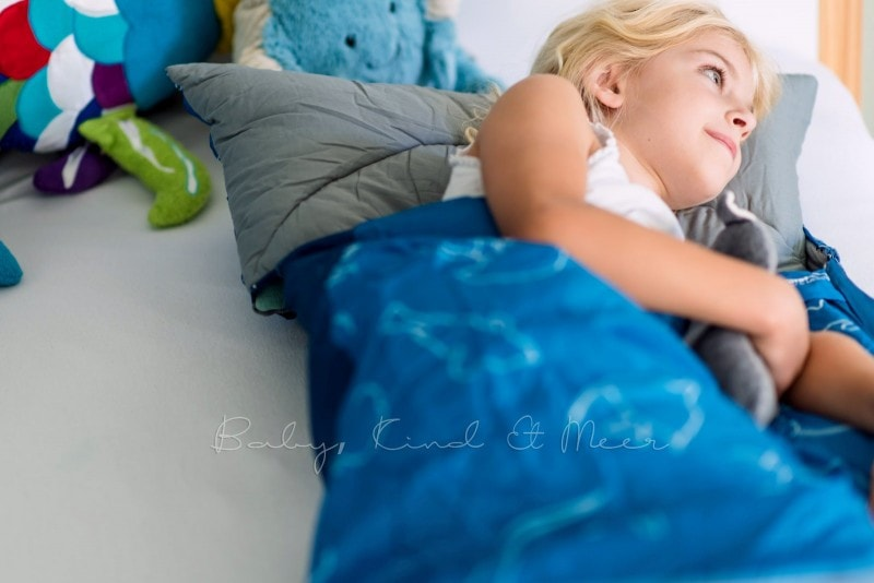 Baby Kind und Meer Schlafsack outdoorer Dream Sailor 3